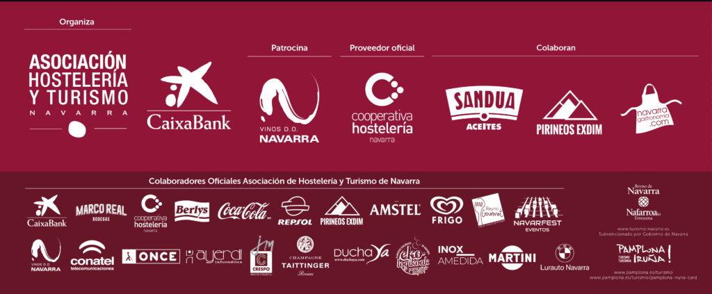 Colaboradores Semana de la Cazuelica y el Vino de Navarra